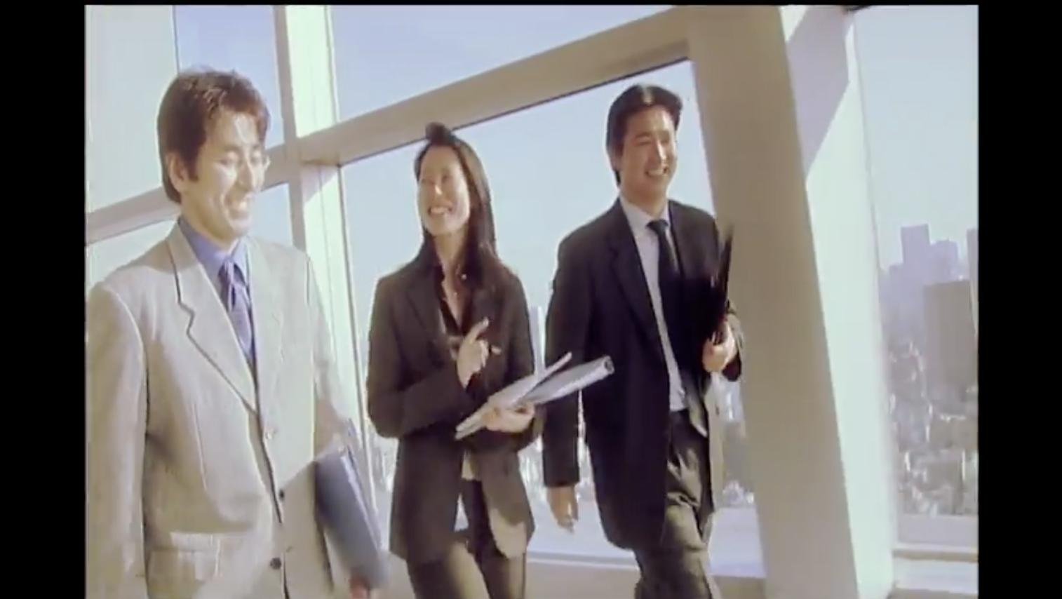 新生銀行「POWER OF SINSEI」