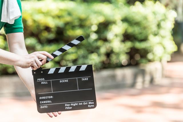 映像制作の流れについて